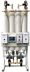 desiccant medical air dyer systems