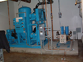 Medical Gas Systems Installation Medical Compressor